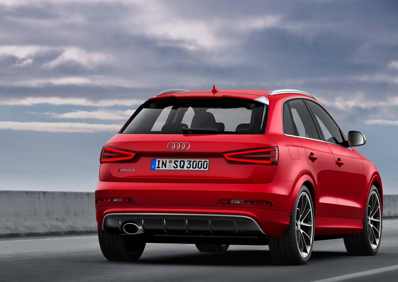 Audi RSQ3 2016 Vs RSQ3 2015: What is new?
