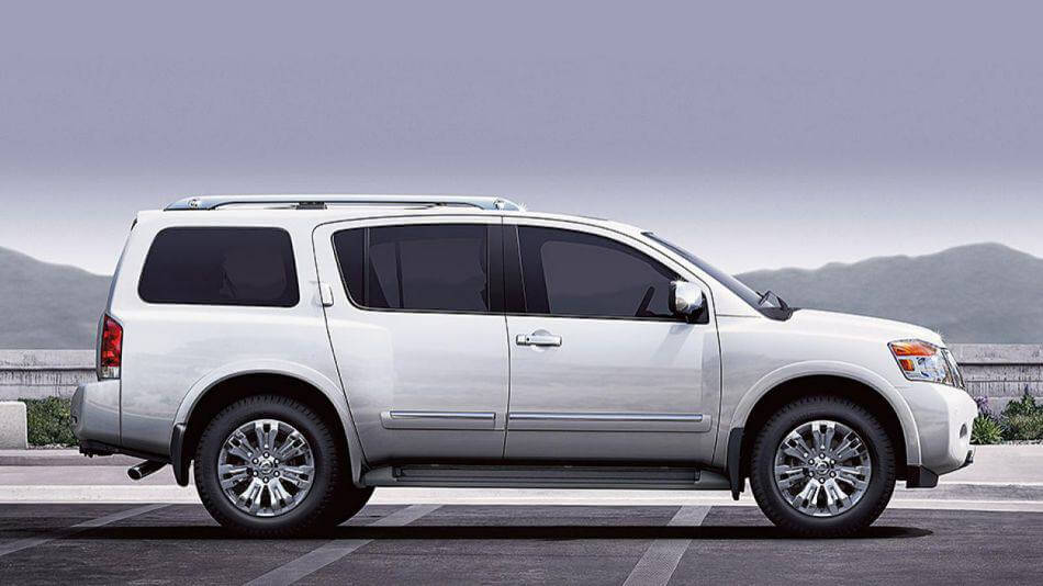 Nissan Armada 2017 Japan S Sense Of The Perfect Suv 13