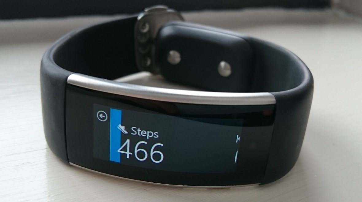 Microsoft Band 2 Firmware Update Increases Battery Life