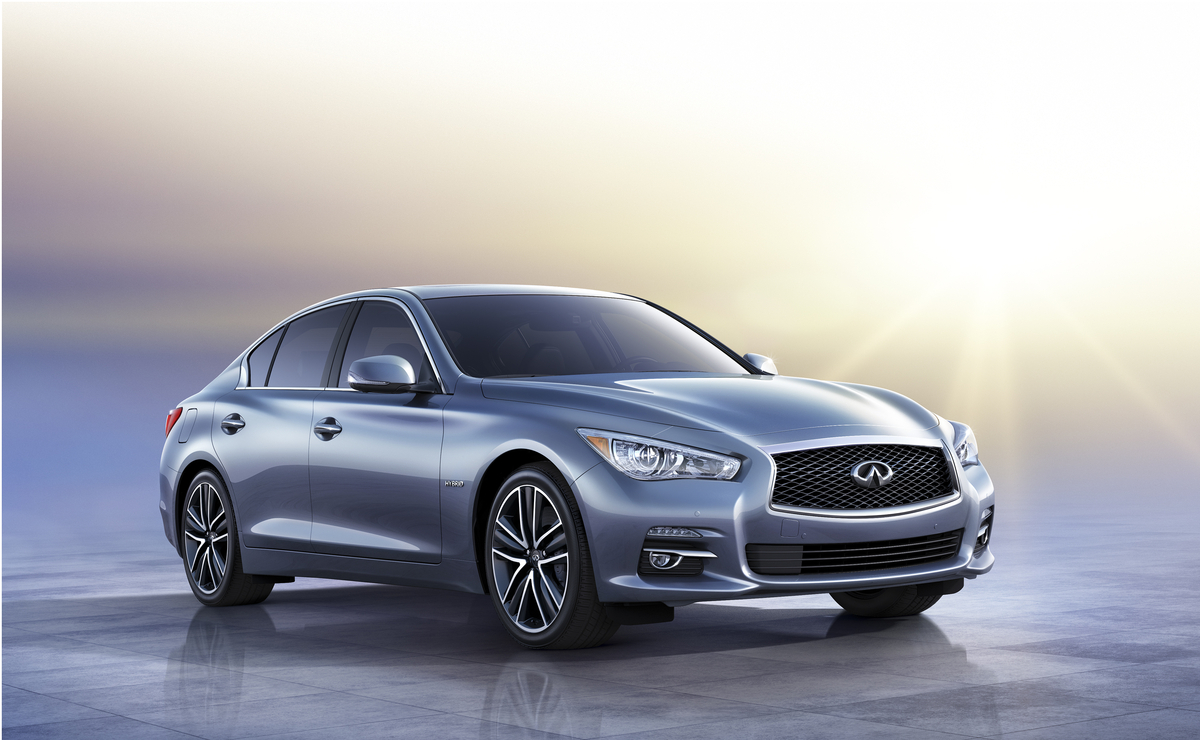 Building on Infiniti's legendary sports sedan design, performance and technology leadership, the all-new 2014 Infiniti Q50 is designed to create a new, distinct level of customer engagement when it launches in the North American market in summer 2013. The Q50 rollout will be followed by other Infiniti global markets later in the year.