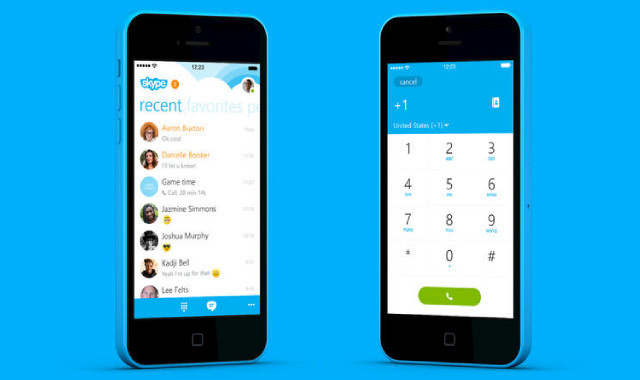 Image Result For Iphone Skype For Business App