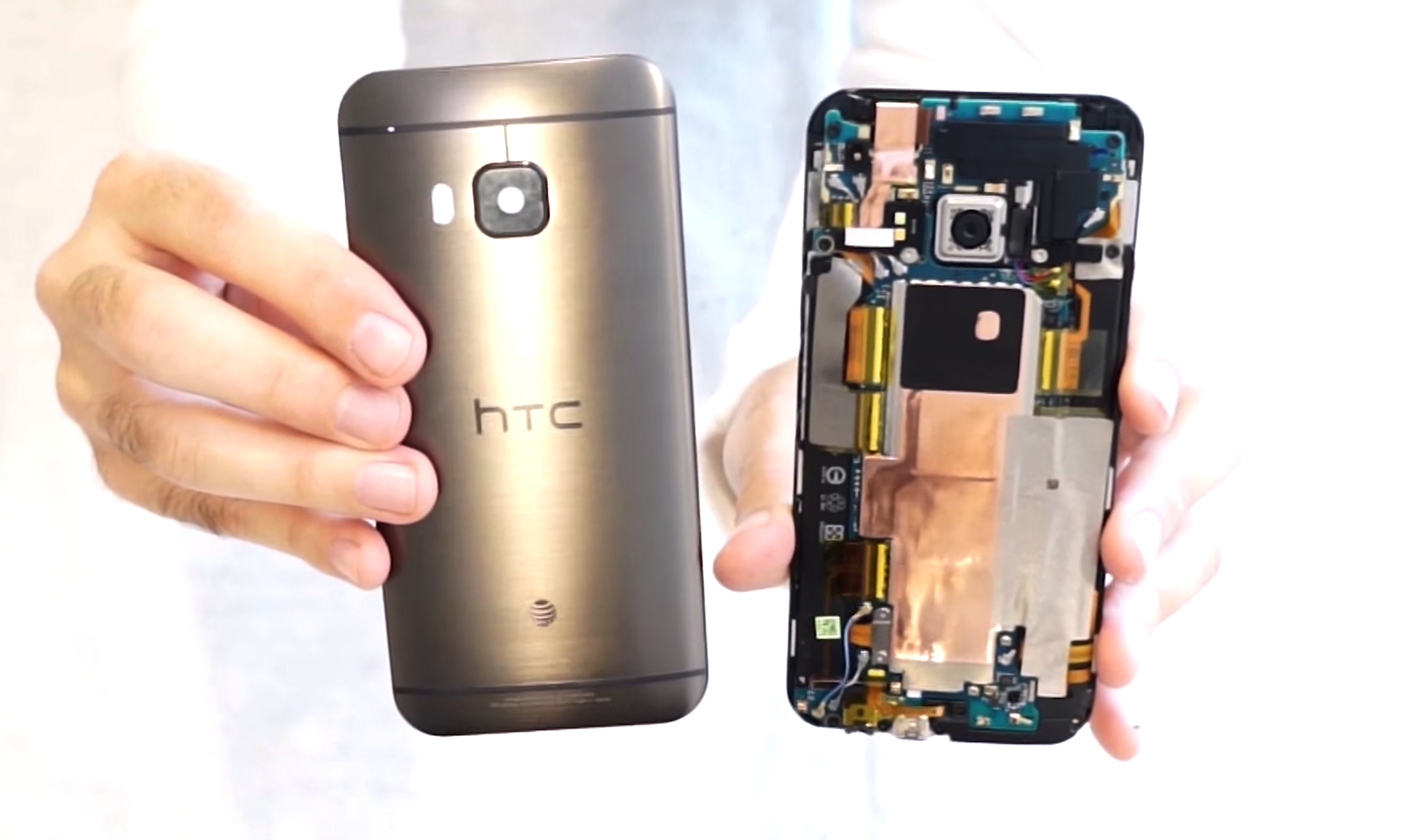 HTC-One-M9-teardown