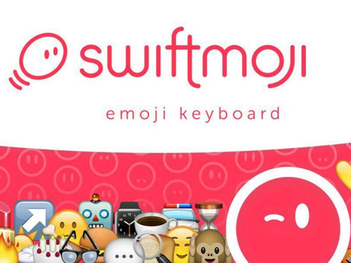 Emoji predictions will be initially based on Swiftkey's keyboard usage data but they will gradually adapt to each and every user's emoji preferences