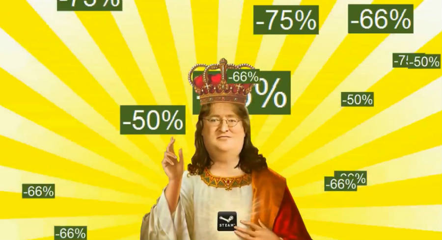 Steam VR game sale