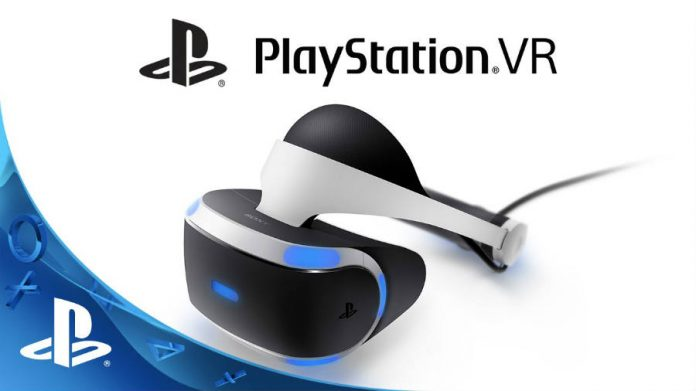 The PlayStation VR to be released in October 2016