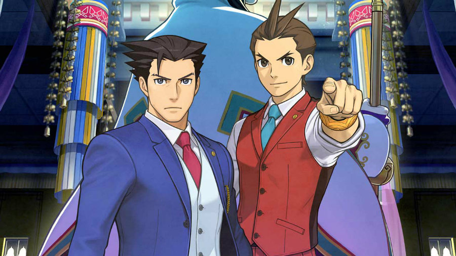 Ace Attorney's demo presented some features of the actual game. Image Source: VG247