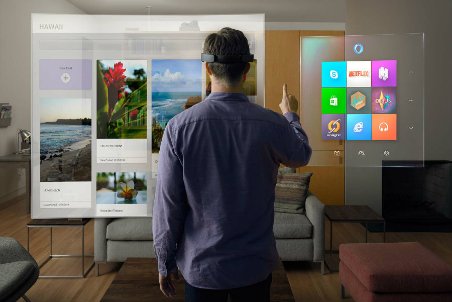 More information about Windows Holographic will be revealed this December at the WinHEC conference in Shenzen, China. Image Source: Mirror