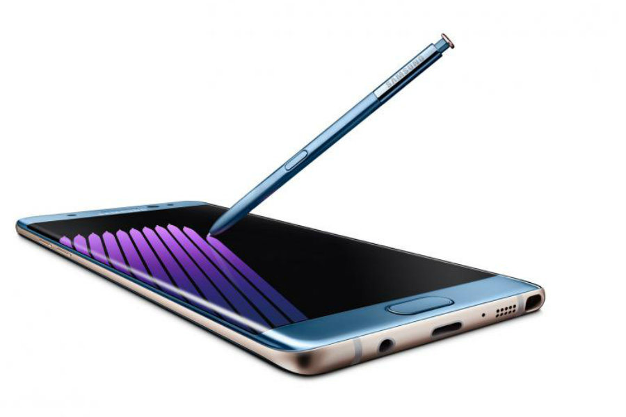 Galaxy Note 7's S Pen has a few new features of its own. Image Source: Know Your Mobile