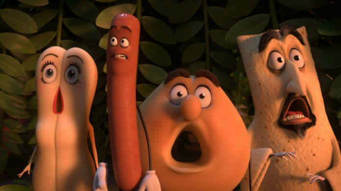 Sausage Party, Goldberg and Rogen's latest collaboration has been making headlines since day one as Hollywood's first R-rated animated movie