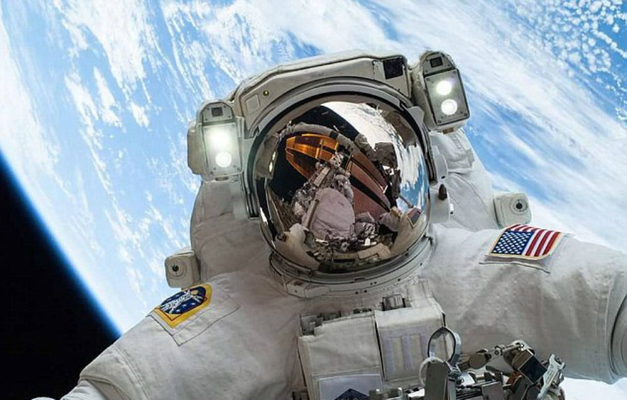 Commercial crews visiting the International Space Station will soon be a regular activity for astronauts. Image Credit: Space