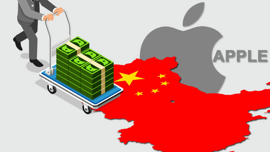 Apple invested $1 billion on Didi Chixung earlier this year.