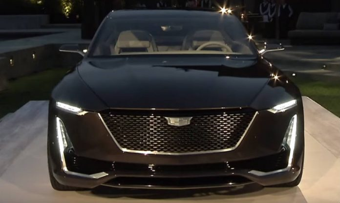 Cadillac reveals the Escala Engine, specs, design and video