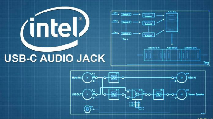 Intel, USB-C, 3.5 mm jack