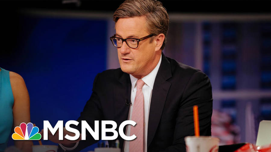 Joe Scarborough says Donald Trmup asked why the US couldn't use nuclear weapons