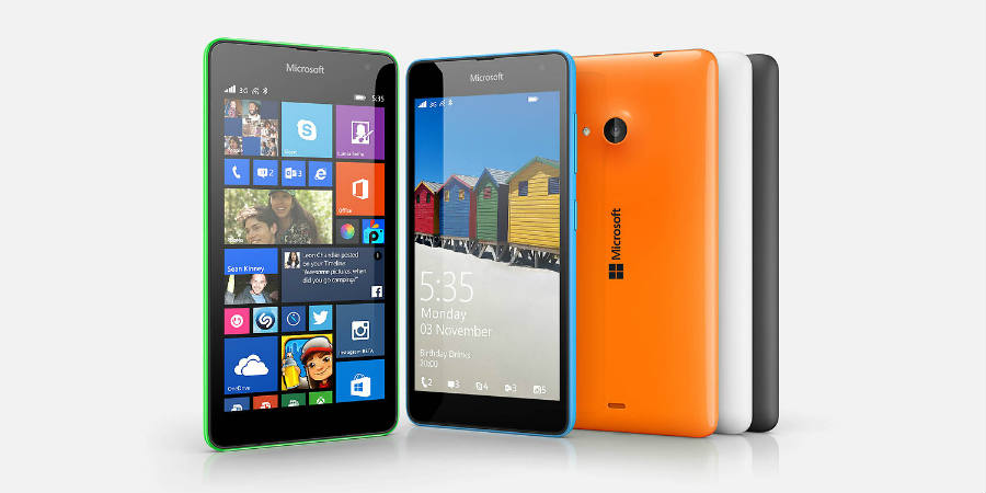 Lumia low-end series dominate Windows phones budget market