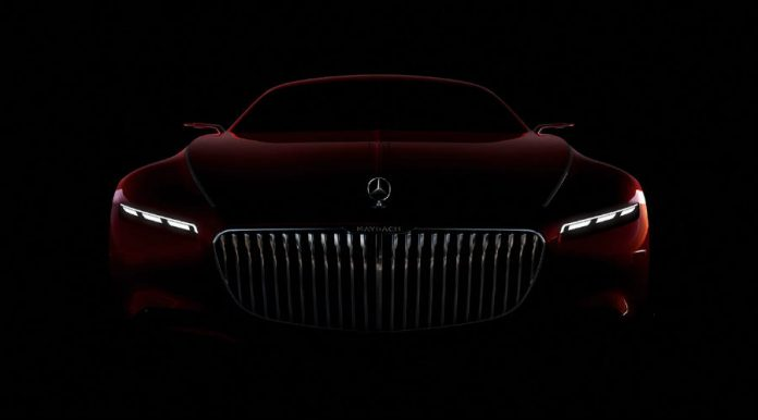 Mercedez Benz presents the Maybach 6 specs and release date
