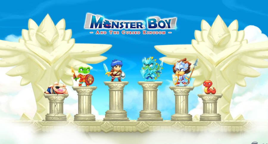 Monster Boy Game