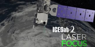 NASA-ICEsat2 construction and launching-ICEsat2 vehicle