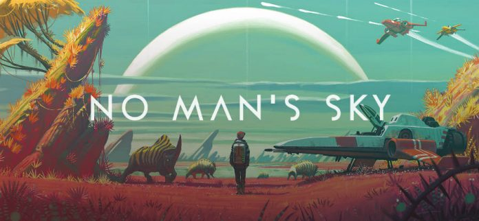 No Man's Sky release date and soundtrack