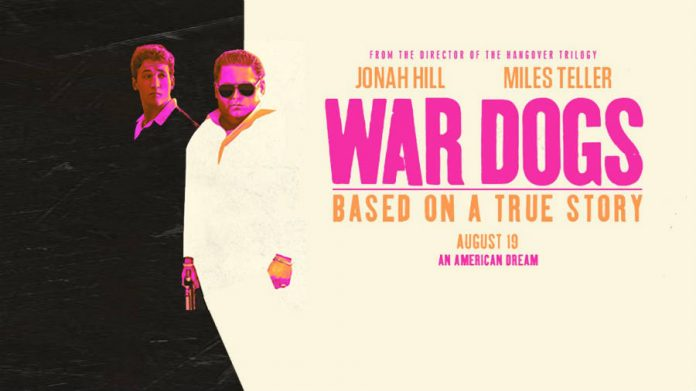 War Dogs, Jonah Hill, Miles Teller
