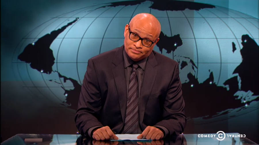 Wilmore explains why the world map is upside down