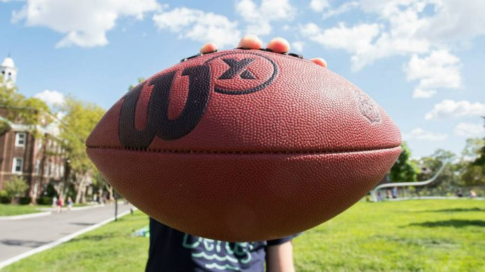 Wilson's Smart Football Will Be Available Next Month For $200