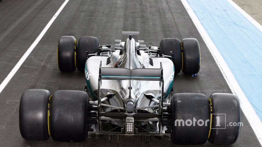 """Pirelli CEO Marco Tronchetti Provera says the tires were a """"very attractive"""" challenge for the Italian company that has supplied tires for F1 teams since 2011. Image Source: Motor 1"""