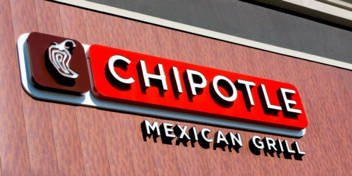 Flying burritos: Chipotle tests drone deliveries