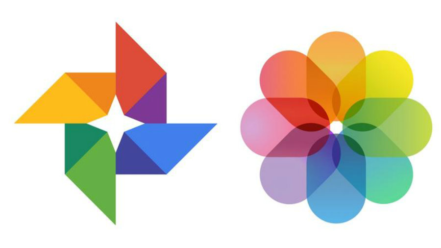 Google Photos logos. Image Source: Google+