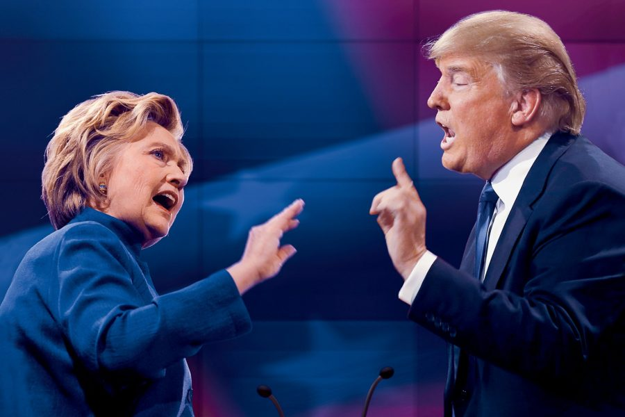 Earlier this week, presidential candidates Hillary Clinton and Donald Trump entereda heated discussion at the 2016 pre-electoral debate. Image Source: The Atlantic