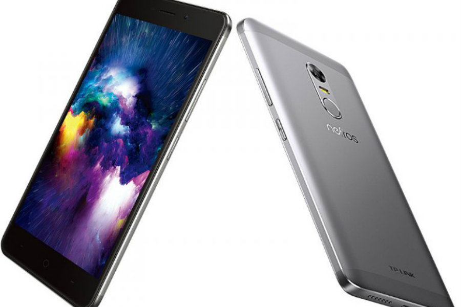 The Neffos X1 Max features a 5.5-inch full-HD display with a pixel density of 403ppi. Image Source: TechRadar