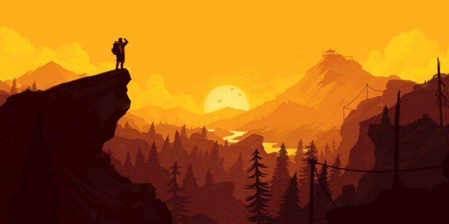Campo Santo's latest addition to its family, the Firewatch trailer is here. Image Source: GameRadar