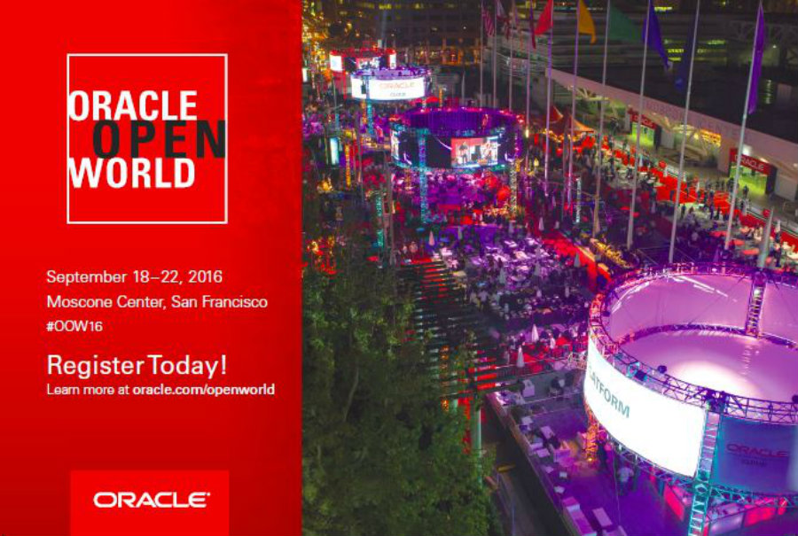 Oracle EVP and applications chief Steve Miranda will be held a session focused on the company's cloud apps. Image Source: Oracle Blog