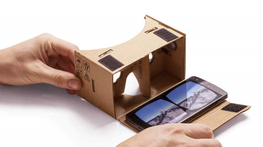 Google's Cardboard Camera is a particularly interesting application in iOS, especially now with the release of the iPhone 7. Image Source:  Road To VR