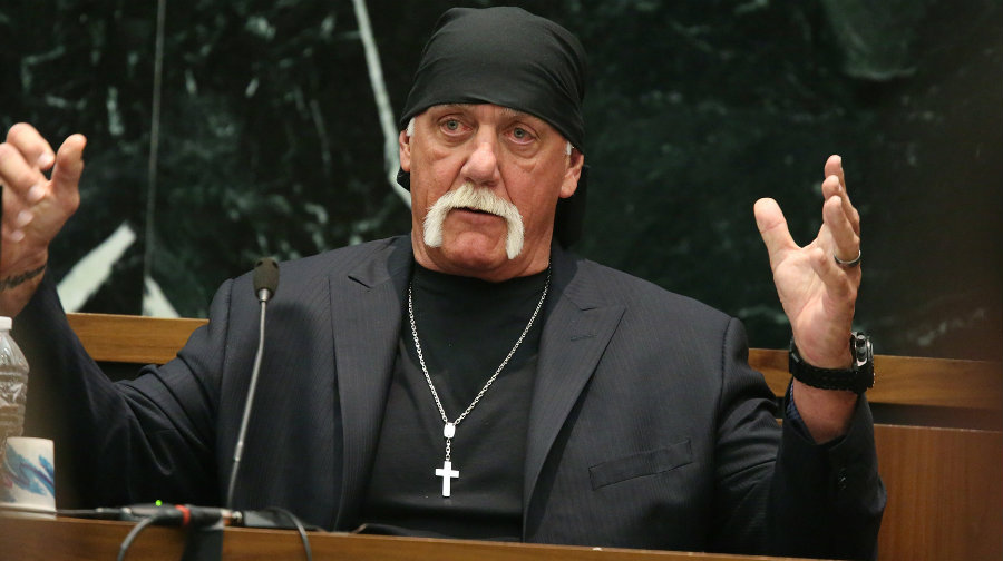 Hulk Hogan's case against Gawker Media went on for several weeks, concluding in a $140 million sum to be paid to Terry Bollea, a.k.a. Hulk Hogan. Image Source: Chicago Tribune
