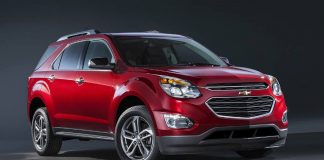 Chevy Equinox 2018 review
