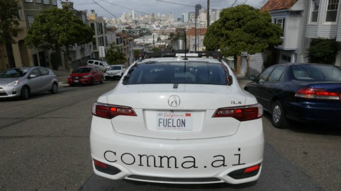 Comma.ai, a $999 device that could drive better than you