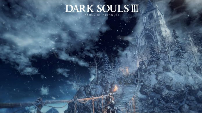 Dark Souls III Ashes of Ariandel trailer review