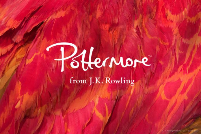 J.K. Rowling's Pottermore lets you cast a Patronus charm