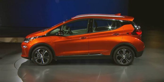 Look at the new Chevy Bolt EV range test and specs