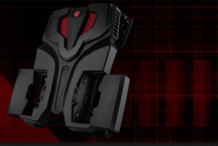 MSI's VR One to launch at the Tokyo Game Show