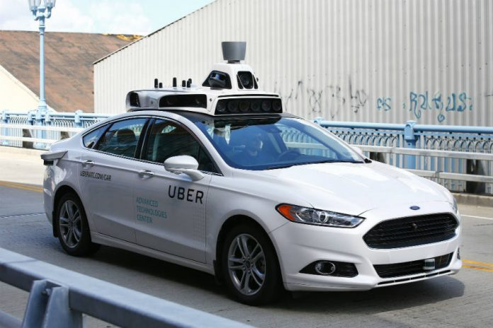 Pittsburgh is the perfect challenge for Uber's driverless cabs