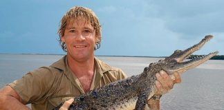 Steve Irwin's most iconic moments, 10 years after his passing