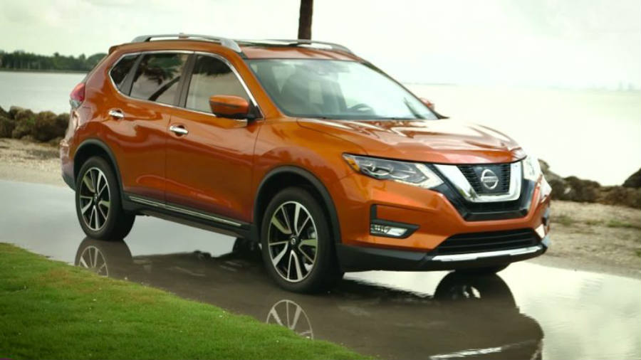 2017 nissan rogue price specs and review. Black Bedroom Furniture Sets. Home Design Ideas