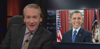 Barack Obama will appear in Real Time with Bill Maher