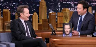 Bryan Cranston reveals Breaking Bad-ish story on The Tonight Show