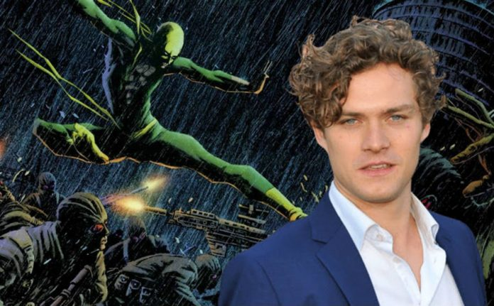 Finn Jones, Loras Tyrell in Game of Thrones, will be Iron Fist in Netflix's new super hero show.