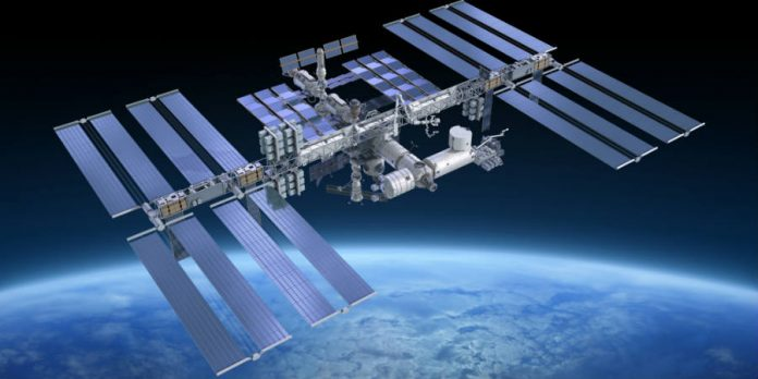 International Space Stations receives cargo shipment from NASA