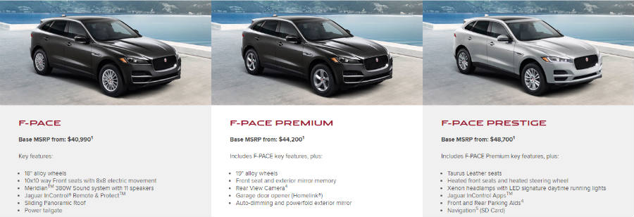 jaguar-f-pace-models-prices-and-features