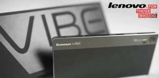 Lenovo Vibe Shot review.